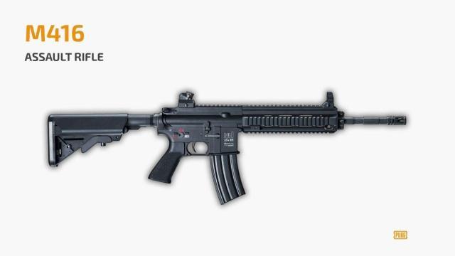 绝地求生:4倍AK压枪很厉害?能够压这把枪才是大神!