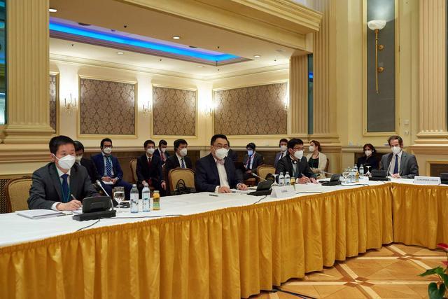 中國代表:應加倍努力推進美伊恢復履約談判進程