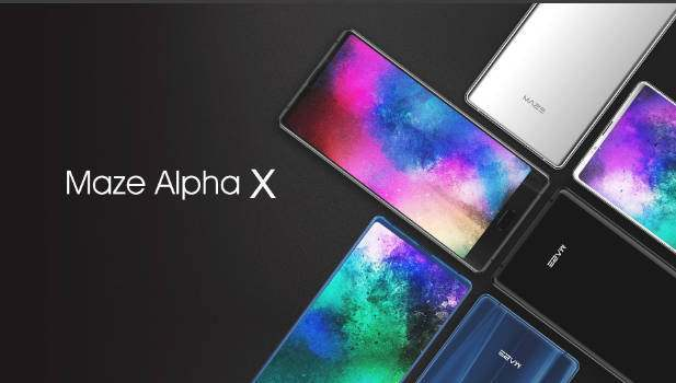Maze Alpha X手机开售 科技感十足