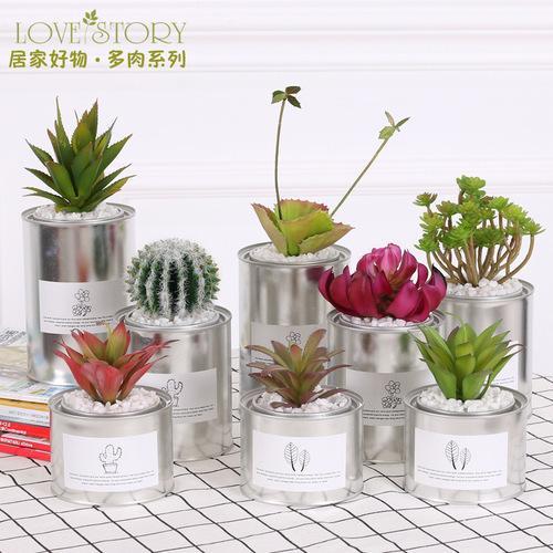 仿真盆栽擺件,打造不一樣的居家環境,讓你享受這一刻的寧靜(圖4)