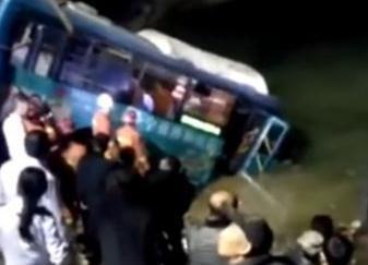 陕西公交车坠江怎么回事 陕西公交车为何坠江死伤几人【图】