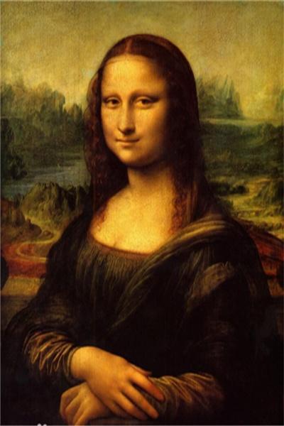 蒙娜丽莎的微笑解析