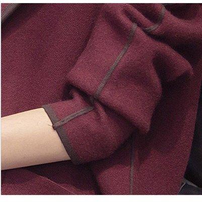 開春流行穿這樣開衫外套,難怪老婆一咬牙買5件,洋氣炸瞭,真值