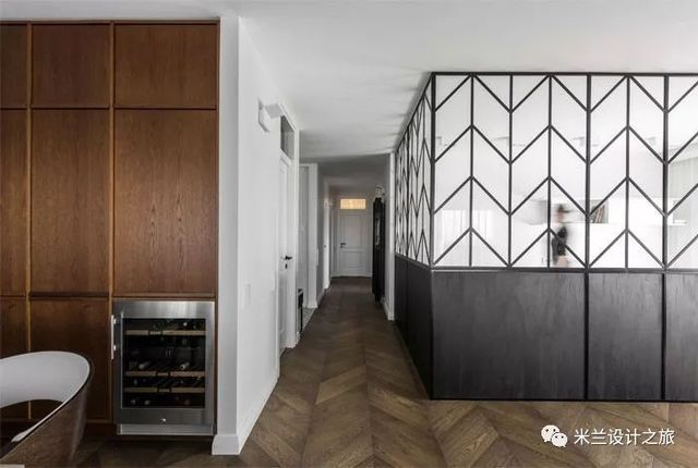 【现代】现代公寓这样的设计太牛了!-第7张图片-赵波设计师_云南昆明室内设计师_黑色四叶草博客