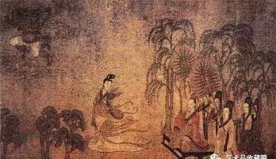 赏析中国的十大传世名画
