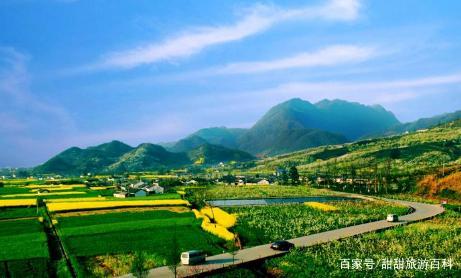 绵竹九龙山麓棠山旅游区——川内著名的国家级旅游景区