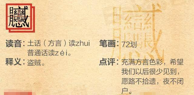 中国最难写的10个汉字:难倒输入法,见过一半算