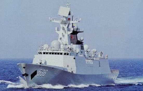 055大驱现身江湖 新护卫舰在考虑这个问题