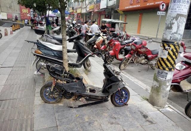 沈阳警方破获系列盗窃电动自行车案