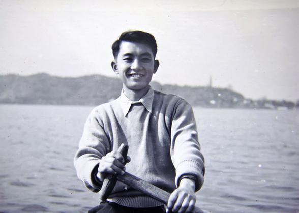 老照片:著名外交家厉声教传奇一生回顾