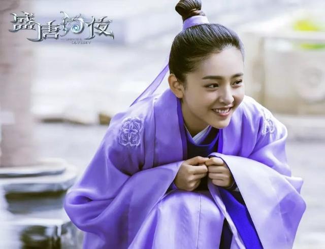 《火王之破晓之战》定档11月26日,景甜一人分饰两角,网友:男主太帅了