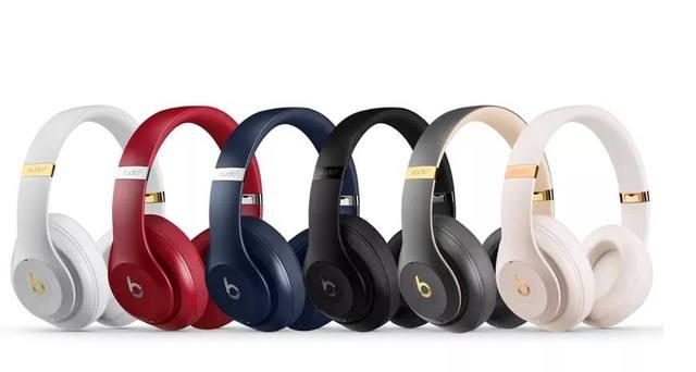 Beats無線耳機發佈:抗噪能力加強、還有蘋果W1芯片