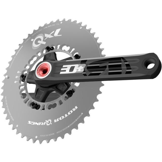 日本最新发明,通过在自行车牙盘里加入硅胶垫,可以实现助力效果