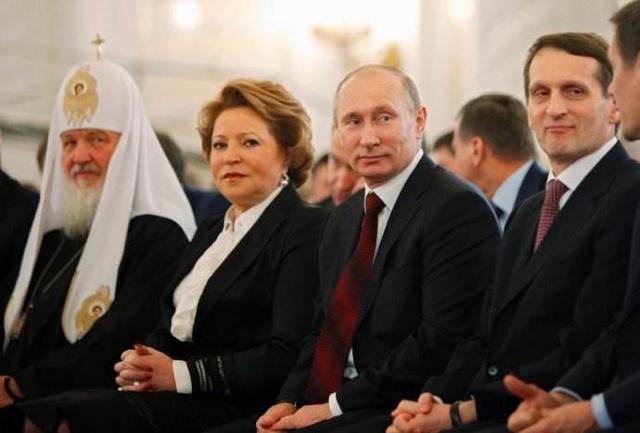 中国称俄罗斯人为战斗民族,那么,俄罗斯人称