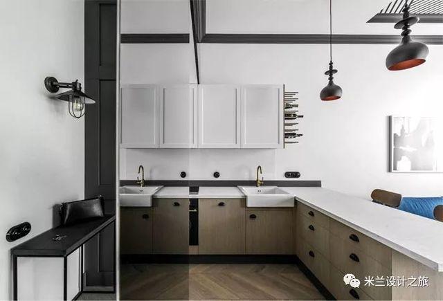 【现代】现代公寓这样的设计太牛了!-第28张图片-赵波设计师_云南昆明室内设计师_黑色四叶草博客