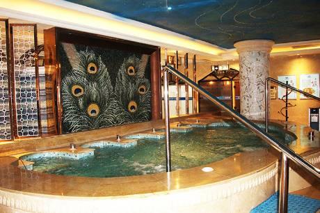武汉水之梦浅深地中海威尼斯水立方曲水兰亭极乐汤spa会所哪家好  第13张