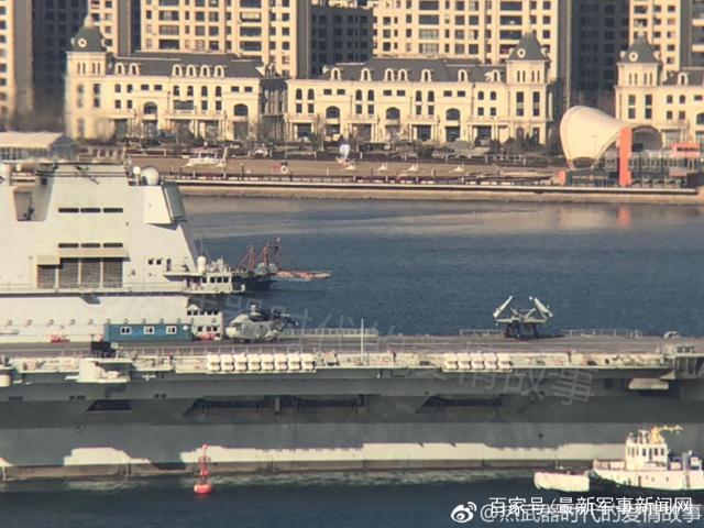 首艘国产航母归来_首艘国产航母完成第4次海试