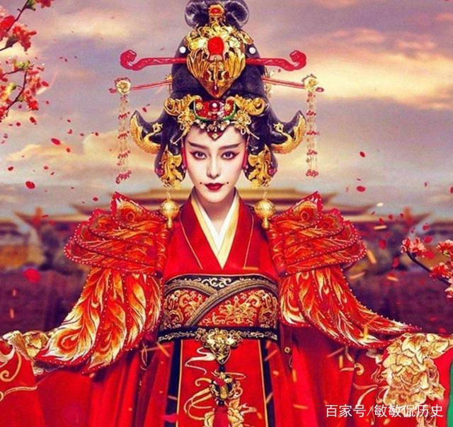 她或许是整个唐朝中武则天唯一无法超越的女人