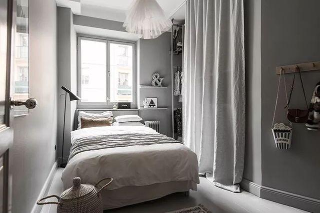 【现代】白+灰现代公寓, 塑造优雅设计感-第23张图片-赵波设计师_云南昆明室内设计师_黑色四叶草博客