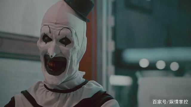 比下水道美人鱼恐怖的电影断魂小丑,看得时候