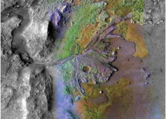 NASA:火星上发现古代生命迹象比在地球上更容易