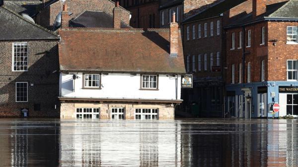 英國發佈氣候報告:英政府應對氣候變化表現無力