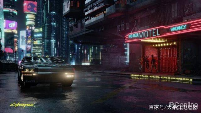 未來2077還是復古1977?《賽博朋克2077》分辨率對比測試