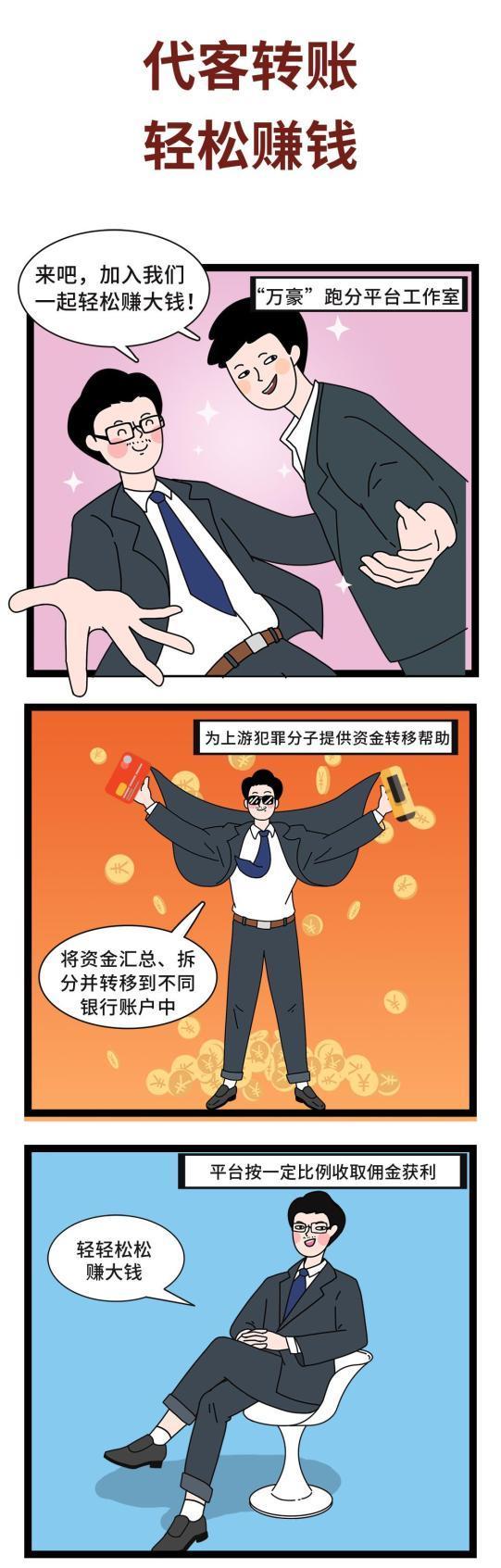 """南案有解丨轉移資金高達1.2億餘元, 這群""""零零後""""被判刑!"""
