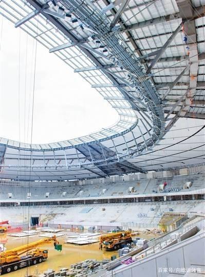 浦東足球場將在下月的英雄聯盟全球總決賽中首次亮相