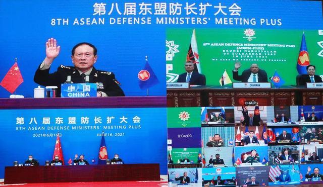 魏鳳和:在涉臺、涉疆、涉港、南海等問題上,中方捍衛國傢核心利益的決心意志堅定不移