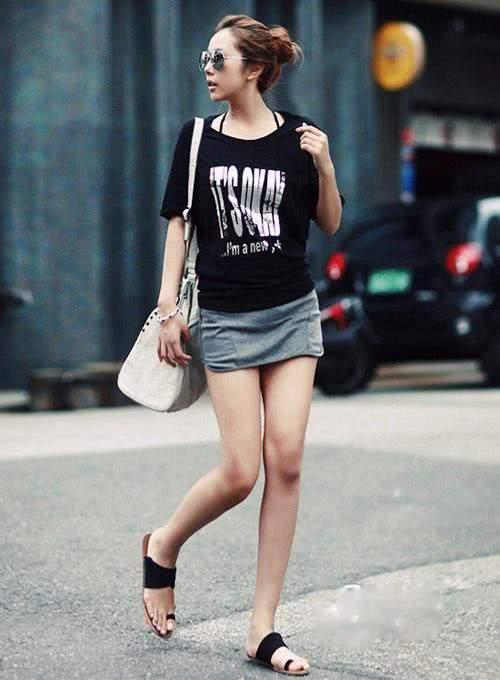 重庆街拍:现在的人真是很懂时尚品味,城市好才是真的好!