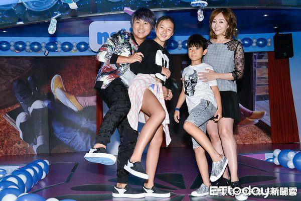 王仁甫愛女樂樂是防彈少年團粉絲 11歲學跳《DNA》:想當韓國女團