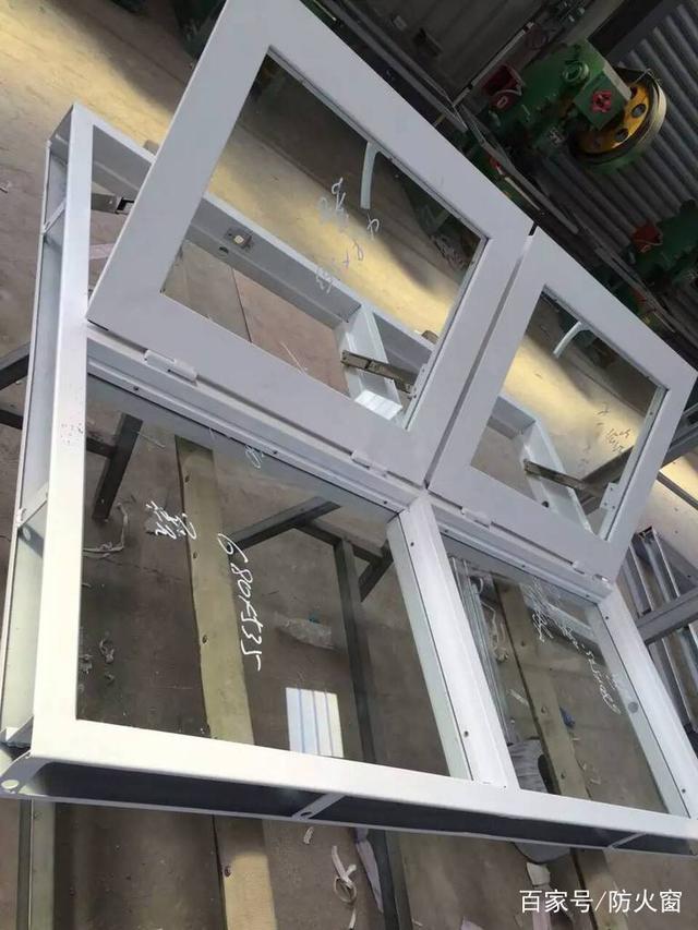 铝合金防火窗的优点