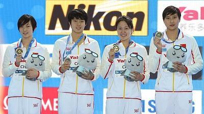 女子4x200冠军详情曝光 女子4×200米自由泳接力决赛中国怎么获胜的