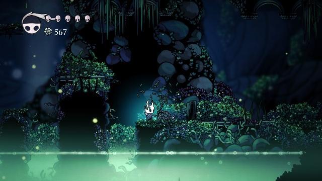 空洞骑士评测:与君一起探索地下城的奥秘图14