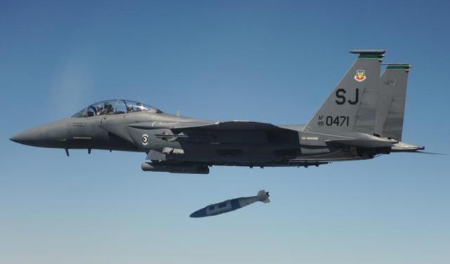 新年第一天 美軍在這裡發起兩次空襲