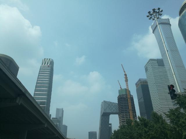 中国尊-北京壮观的天际线!(图11)