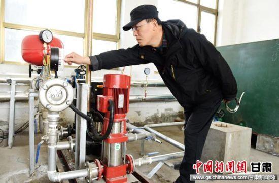 肃北推行清洁能源供暖年可减少二氧化碳排放5万吨
