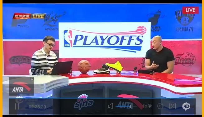 NBA直播录像回放